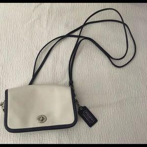 Small Coach women's bag